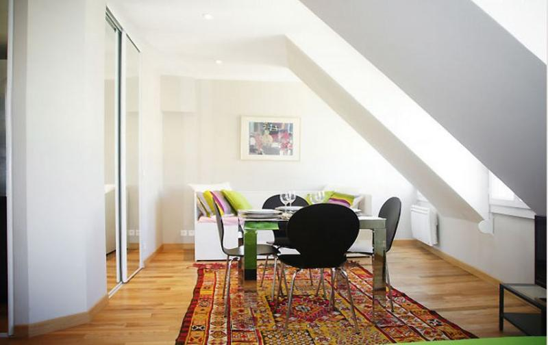 Saint Germain Studio with A/C  (4522) - Image 1 - Paris - rentals