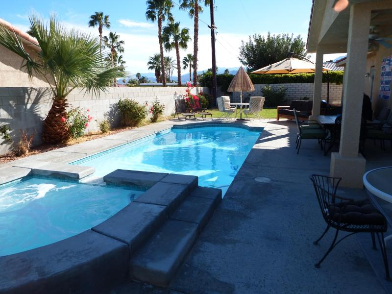 Pool/Spa - Casa Acacia (Permit #6064) - Palm Springs - rentals