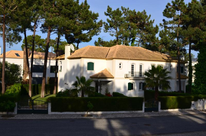 Street view - Nice quiet house for rent in seaside Troia - Portugal - Comporta - rentals