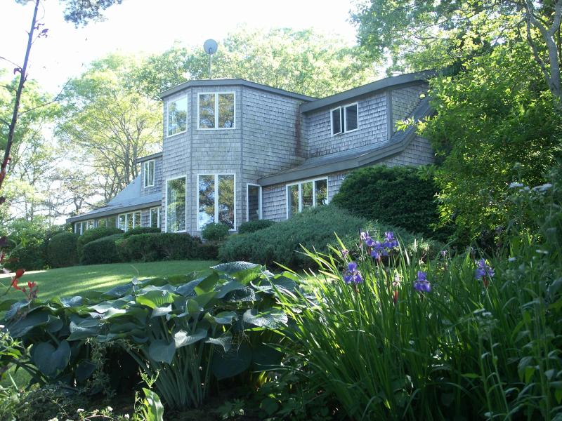 Enchanted, Secluded, Unique - Enchanted, Secluded, Unique Lakefront Home - East Falmouth - rentals