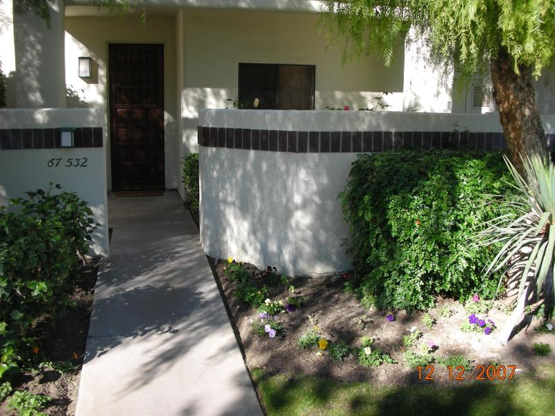 Single Story on the Fairway - Desert Princess Golf and Tennis Resort Condo - Cathedral City - rentals