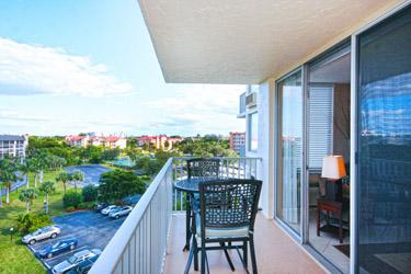 SOUTH LANAI VIEW - Estero Beach and Tennis C501 - Fort Myers Beach - rentals