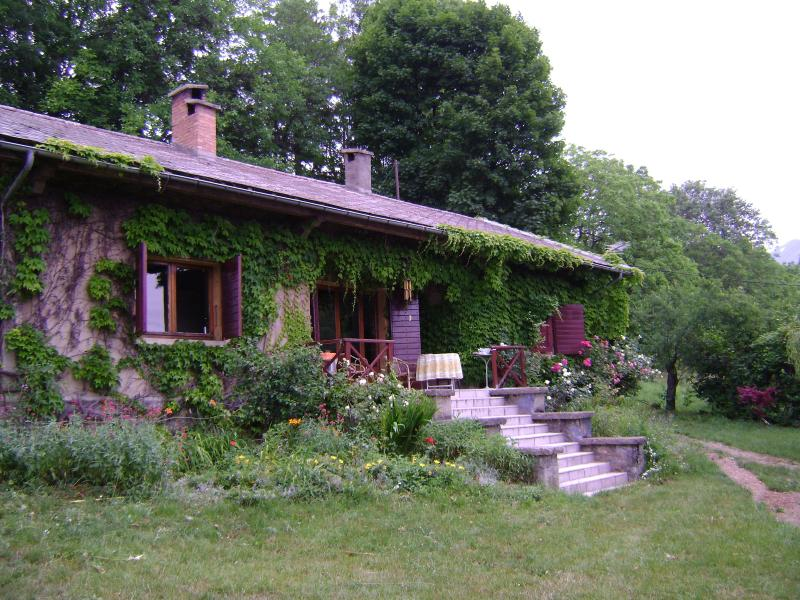 Beautiful house in the French Alps - Image 1 - La Mure - rentals