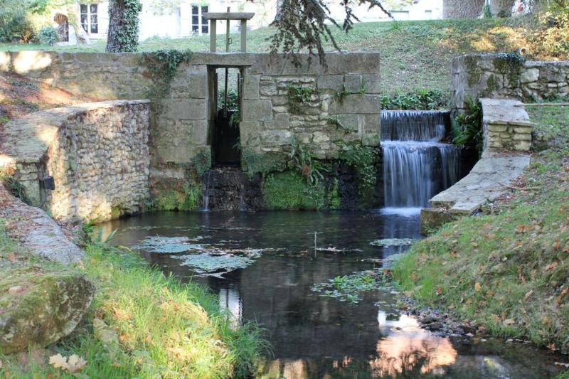 The mill race. - Le Moulin Du Mesnil The Loire Valley Chenonceaux - Saint-Georges-sur-Cher - rentals