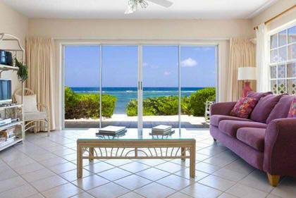 Gorgeous Beachfront Villa - Image 1 - North Side - rentals