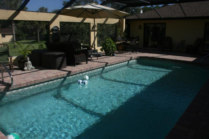 pool - Seasonal Rental Near Beach - Nokomis - rentals