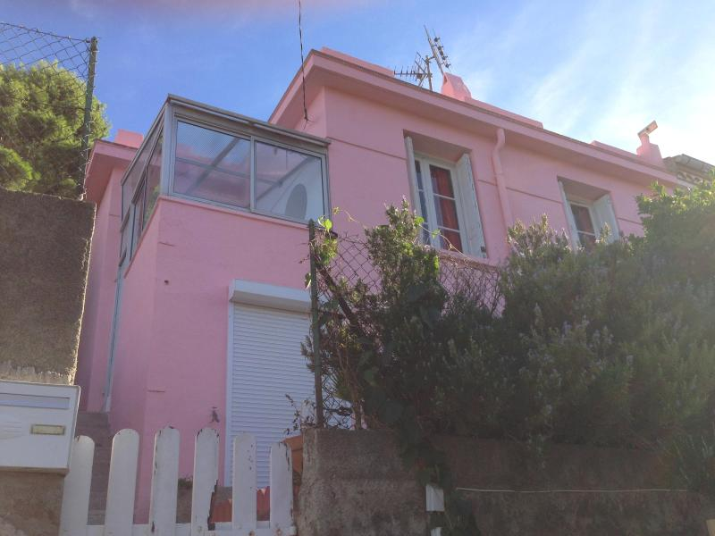 The house  - Ocean view, roof terrace and 100 m to the beach - Cerbere - rentals