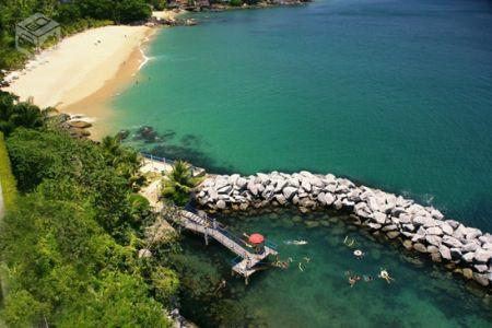 Natural pool - 2 bedrooms in front of the sea - Angra Dos Reis - rentals