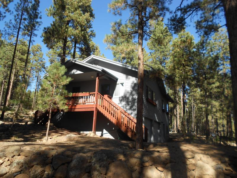 Cabin In The Pines - 3+ Acres near Skiing & Hiking - Image 1 - Flagstaff - rentals