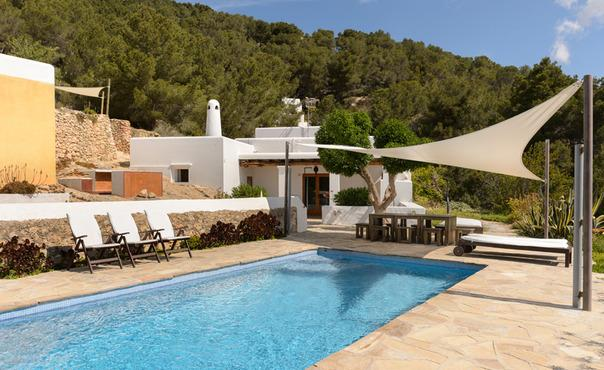 Rural holiday villa in Ibiza  in quiet location with private pool - ES-1075640-Sant Josep de Sa Talaia - Image 1 - Sant Josep De Sa Talaia - rentals