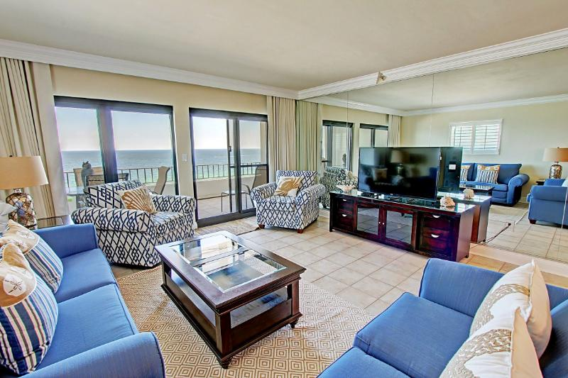 Breakers East 801 - Book Online! Gulf Front in Heart of Destin!  Low Rates! Buy 3 Nights or More Get One FREE! - Image 1 - Destin - rentals