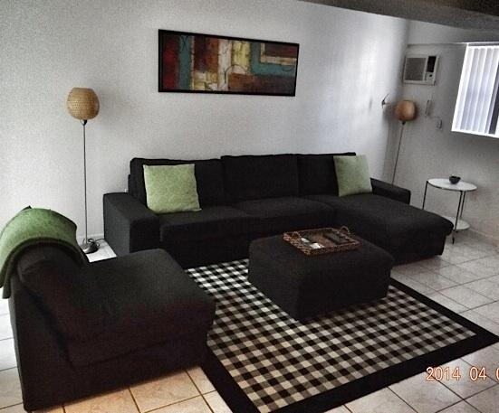 Main Living Room - 2 bedrooms - Beach Lover's Paradise - Miami - rentals