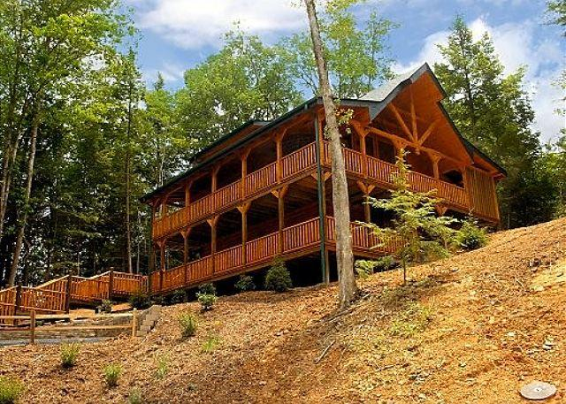MAJESTIC MANOR - Image 1 - Gatlinburg - rentals