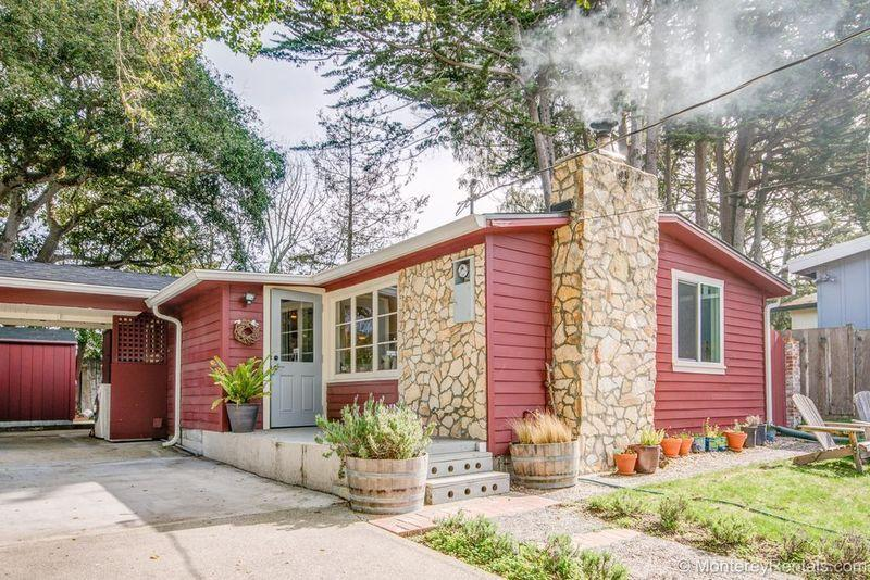 Little Red House - Image 1 - Monterey - rentals