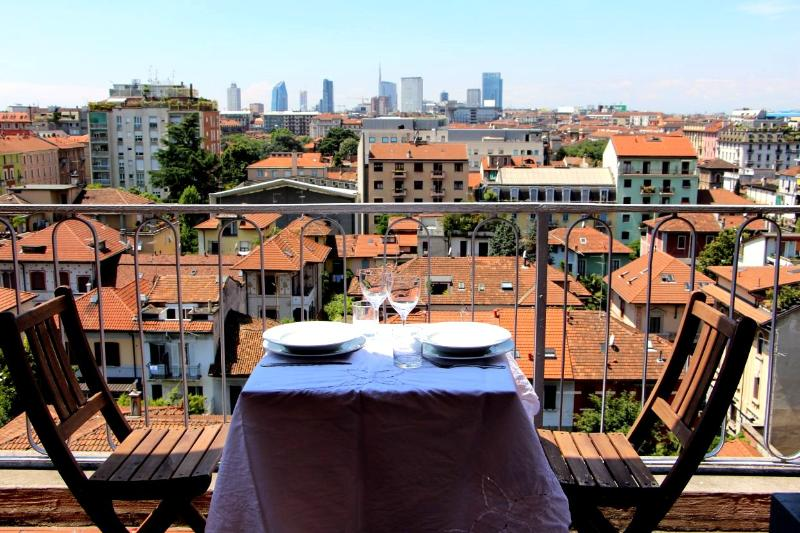 Apt Skyline-Lovely Terrace on Milan - Image 1 - Milan - rentals