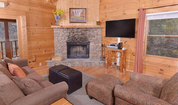 Big Chill - Image 1 - Gatlinburg - rentals