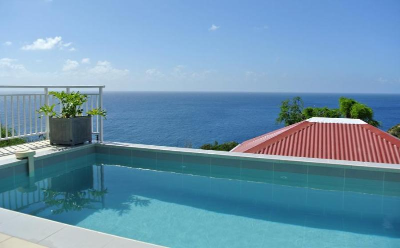 Gros Ilets at Lurin, St. Barth - Ocean View, Pool - Image 1 - Lurin - rentals