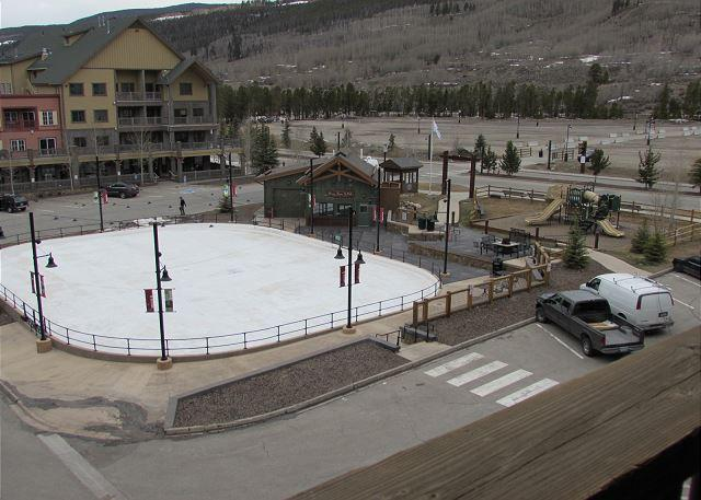 This is the ice skating rink in the winter and the Putt Putt golf in the summer. The kids play ground is open year round - Buffalo Lodge #8370 - Sargents - rentals