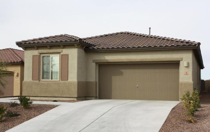 Furnished Home Located in the Dove Mtn community. - Image 1 - Marana - rentals