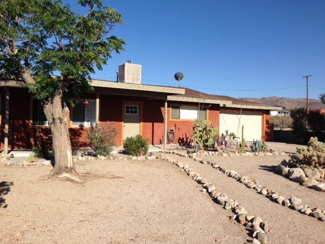 Welcoming Front - Fully Furnished Maude House includes TV & WiFi - Twentynine Palms - rentals