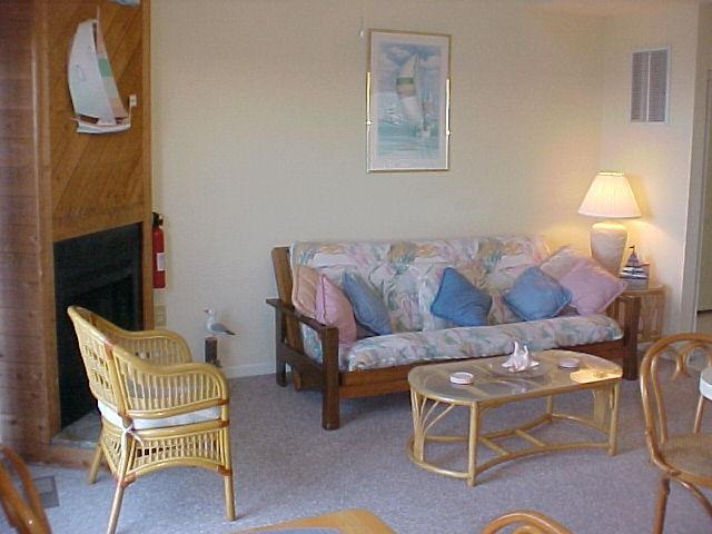 living room - Bahama Princess Q--32nd St - OC056 - Ocean City - rentals
