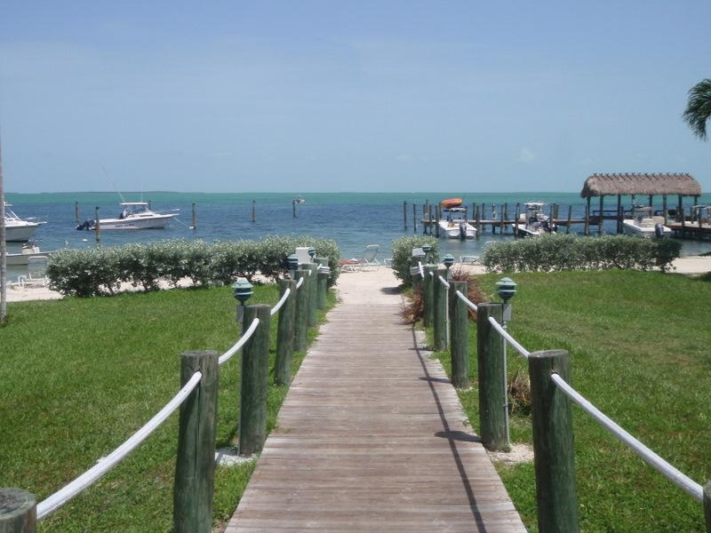 OUR DOCK AREA - DEC &  APRIL DEAL $$ 954-579-1140 MONTH MINIMUM - Islamorada - rentals