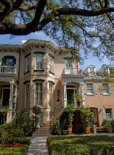 1001: Victorian Italianate Manor - Image 1 - Savannah - rentals