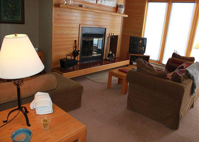 TR414 Timeshare Condo w/Wifi, Clubhouse, Mountain Views, Fireplace - Image 1 - Silverthorne - rentals