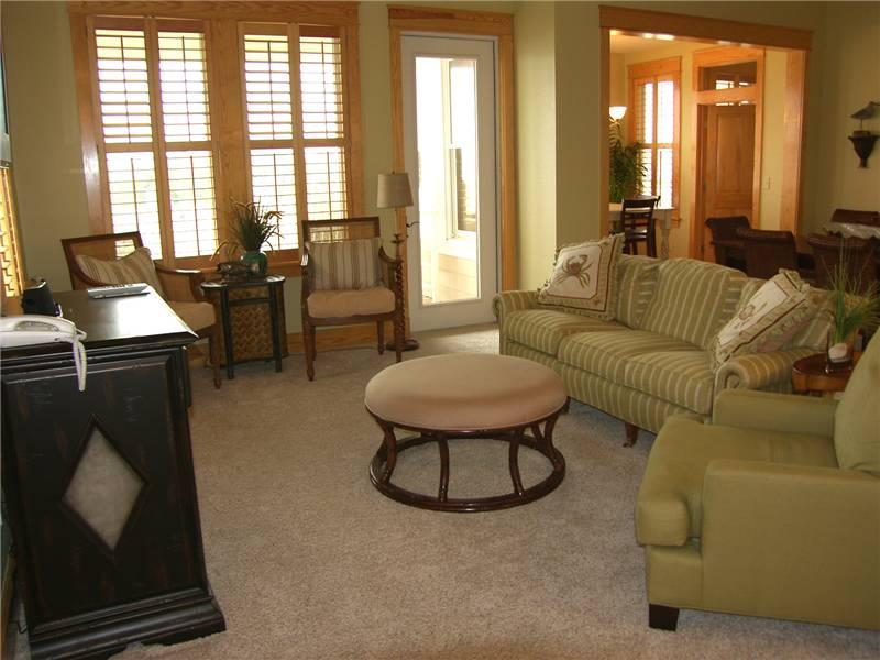Lovely 3BR with washer/dryer - Marshes Light #1433 - Image 1 - Manteo - rentals
