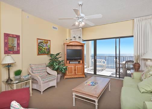 The Palms #702 - Image 1 - Orange Beach - rentals