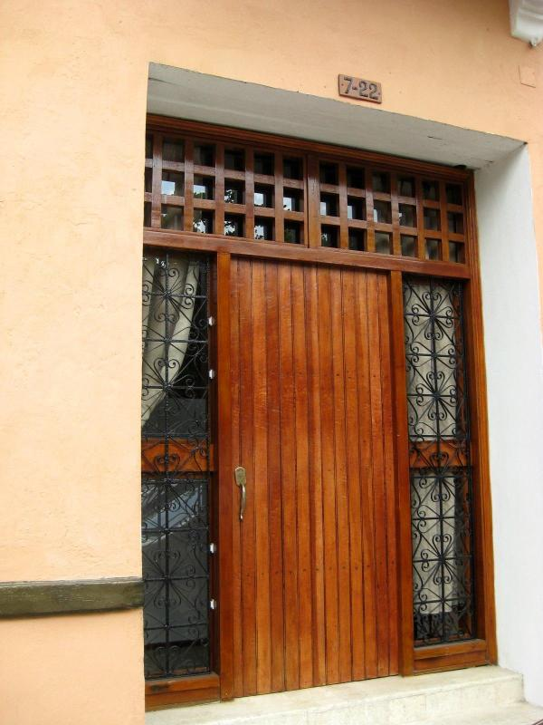 Front Door - Charming Colonial Apt with a Contemporary Touch! - Cartagena - rentals
