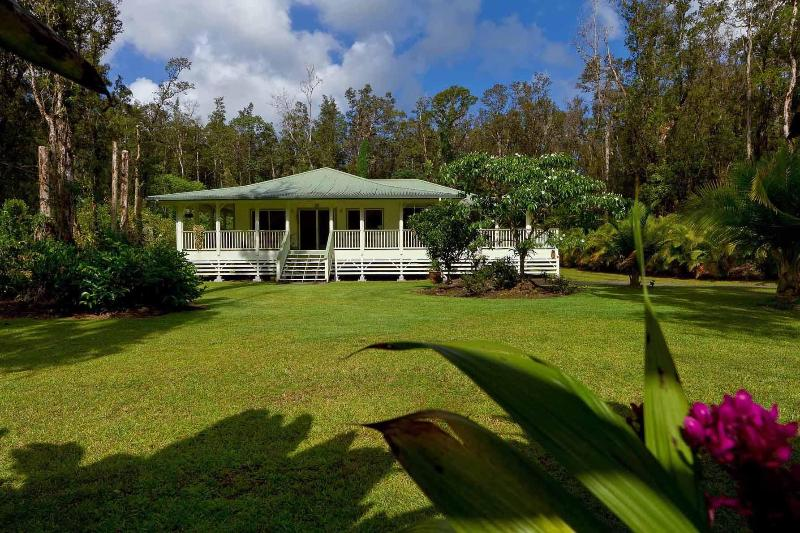 Ohia House Bed and Breakfast - Image 1 - Pahoa - rentals