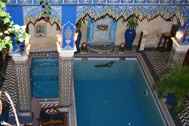 Riad Puchka, with swimming pool and spa. - Image 1 - Marrakech - rentals
