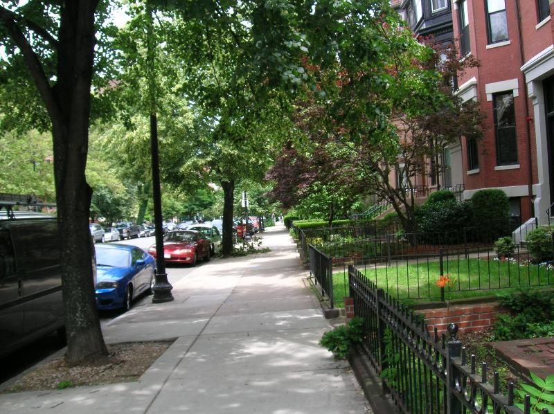 Best Location in the Back Bay huge  900 sq.ft !! - Image 1 - Boston - rentals