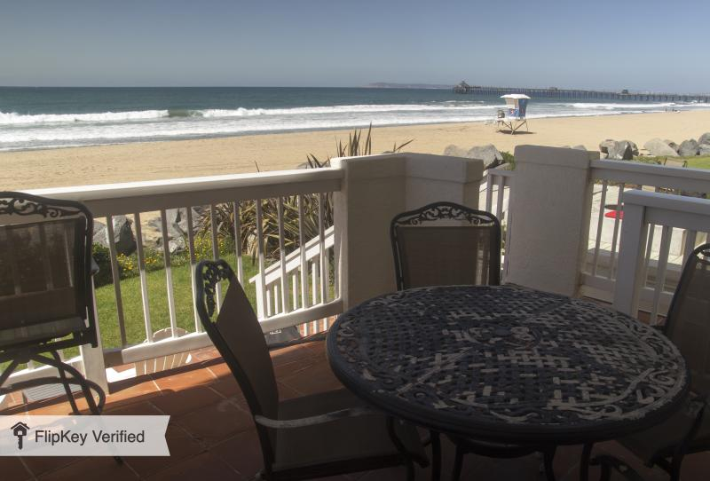2 BR Condo - Awesome Beachfront with Oceanview! - Image 1 - San Diego - rentals