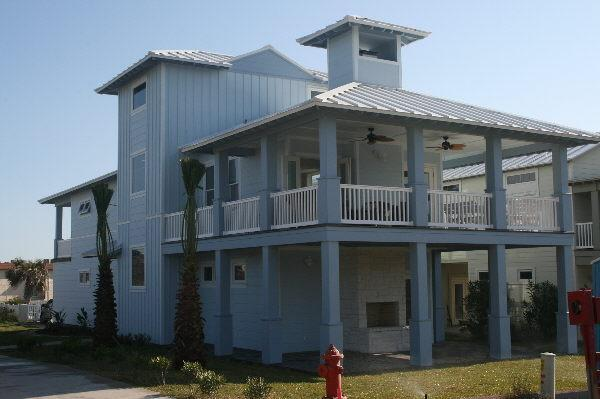 Ocean View home - 983 Banyan Beach - Image 1 - Port Aransas - rentals
