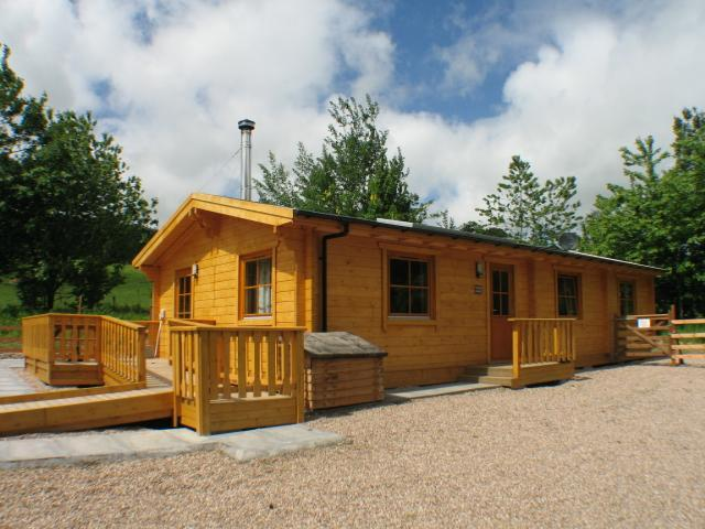 Lodge External Photo - The Old Shooting Lodge - Self Catering Lodges - Peterhead - rentals