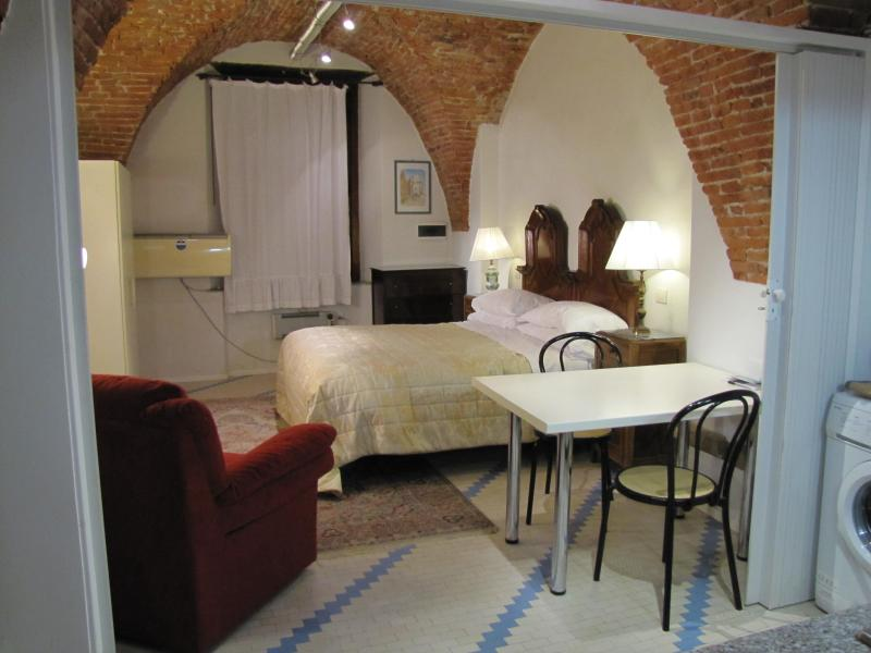Apartment San Giorgio - view from hall - Apartment San Giorgio from Destination Lucca - Lucca - rentals