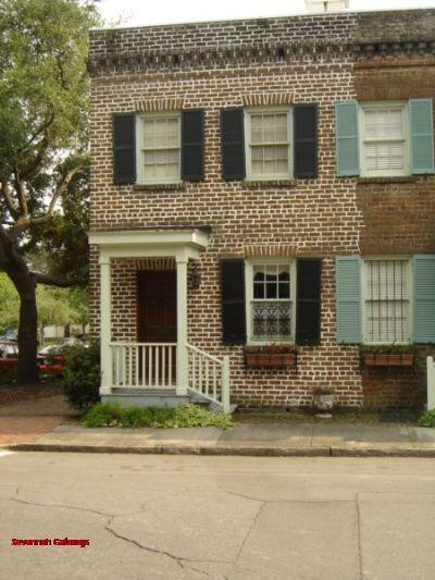1015: Crawford Square Townhome - Image 1 - Savannah - rentals