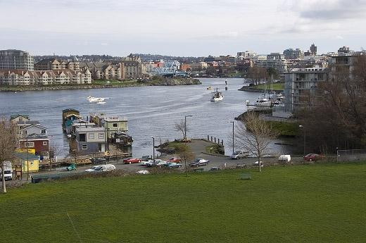 Panoramic Harbour Views From Condo - Luxurious Harbourview Getaway Downtown - Victoria - rentals