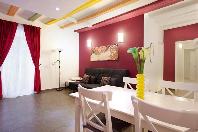 PICASSO 3 BEDROOMS APARTMENT - Image 1 - Barcelona - rentals