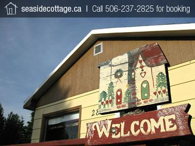 Welcome/Bienvenue - Seaside Cottage Rental - Campbellton - rentals