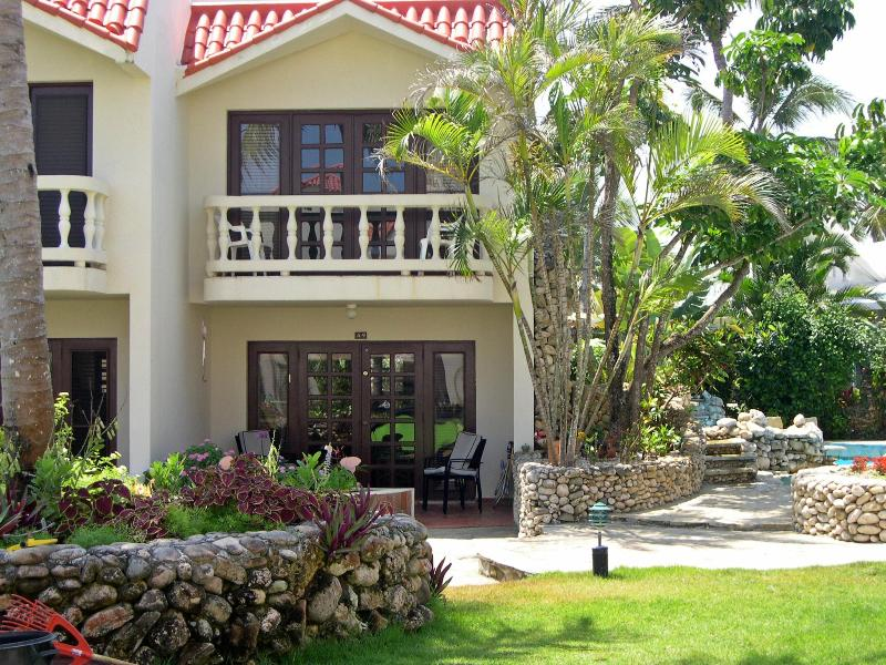 Nanny Estate condo A-9 - Kitesurf & Windsurf Directly From This Beach Condo for Sale by Owner - Cabarete - rentals