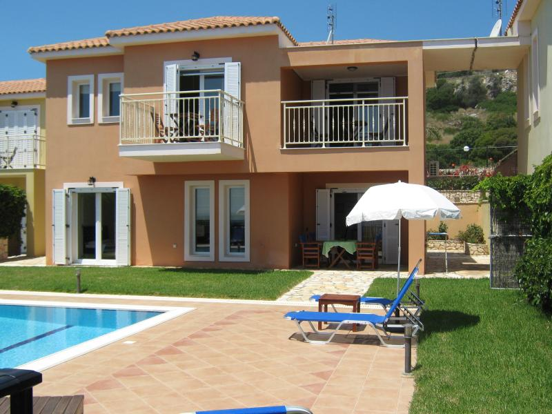 Villa Seagull,Self- Catering Seafront Location - Image 1 - Skala - rentals