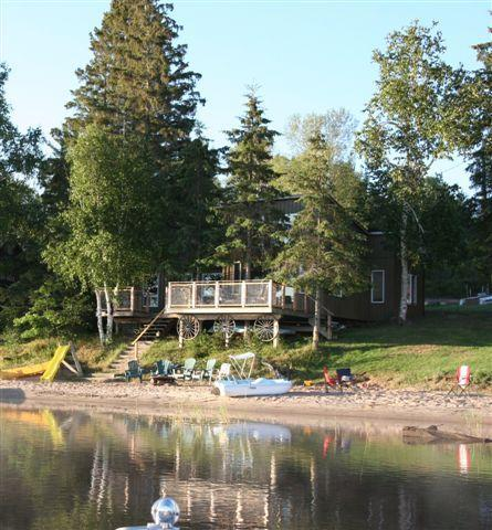 Club Shed, a fun family cottage - Georgian Bay Sandy Beach Cottage - Parry Sound - rentals