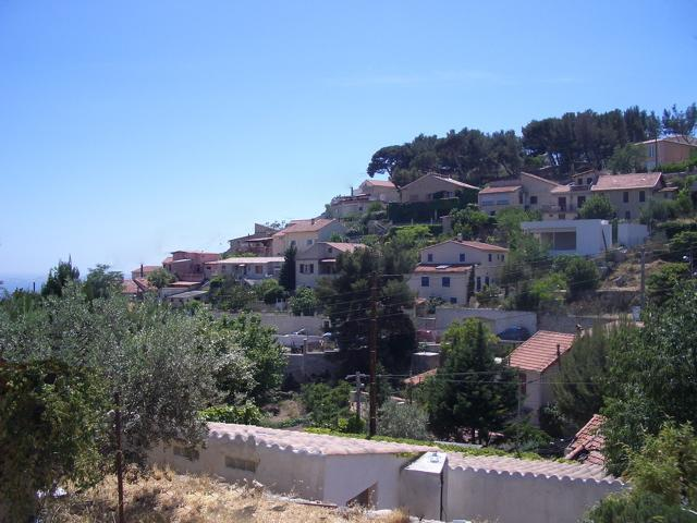 View from the Patio - Mediterranean Cottage - Your Base in Provence - Marseille - rentals