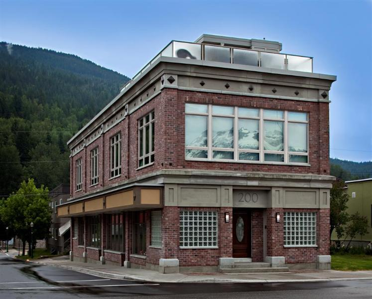 Mackenzie Station - Brand New Heritage Award Winning Building - Revelstoke Downtown Luxury Townhome - Revelstoke - rentals