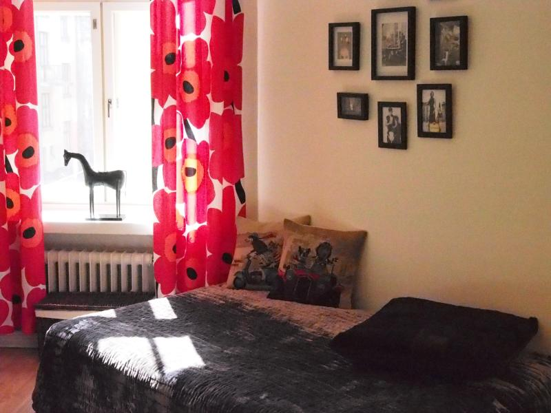 Bed - Studio in heart of Helsinki - Helsinki - rentals