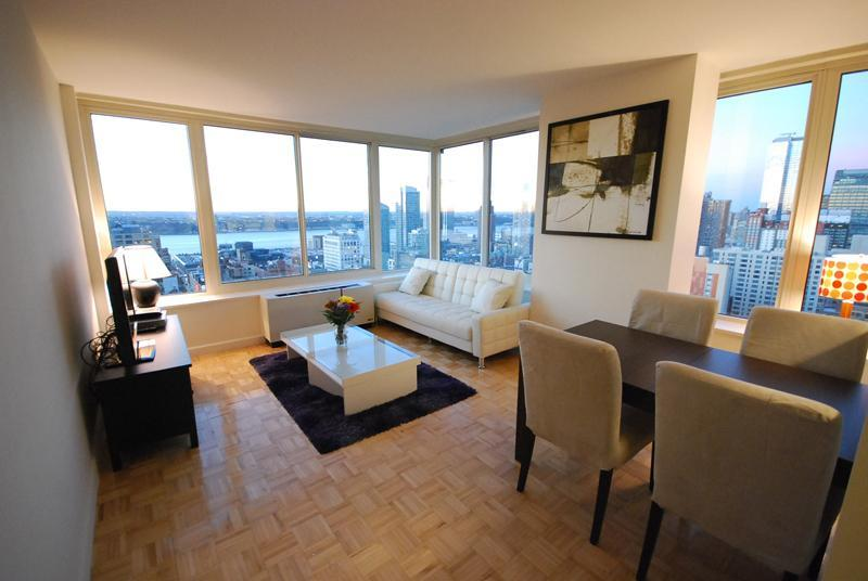 Luxury 2 bedroom with SPECTACULAR VIEW ! - Image 1 - New York City - rentals