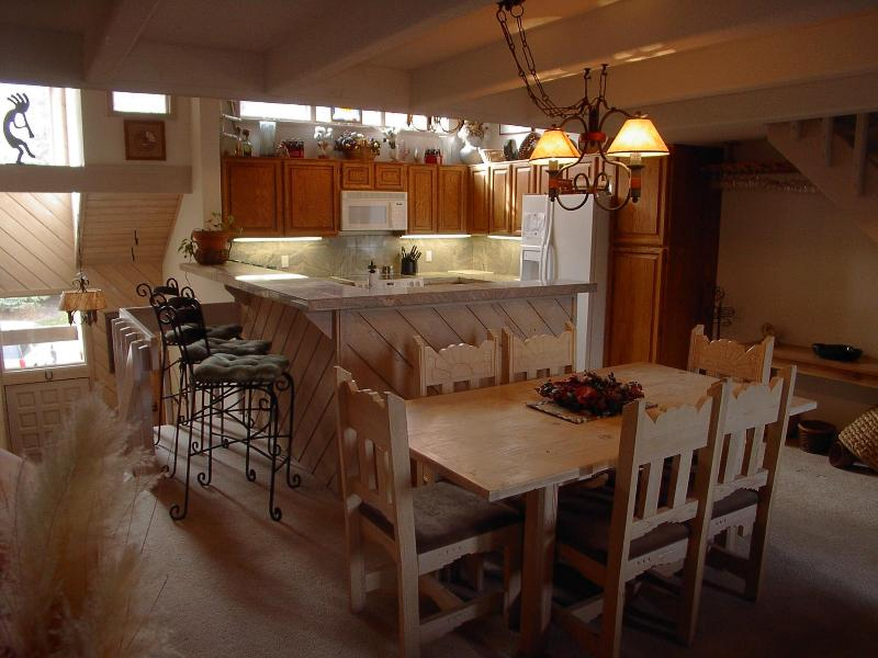 Dining Room / Kitchen - Ski In / Ski Out of this Mountainside Home. - Beaver Creek - rentals